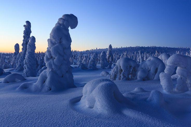 As 15 paisagens de inverno mais incríveis do planeta