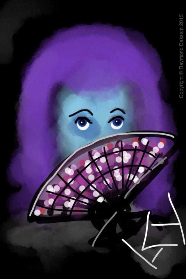 Digital Art - Miss Katy Perry