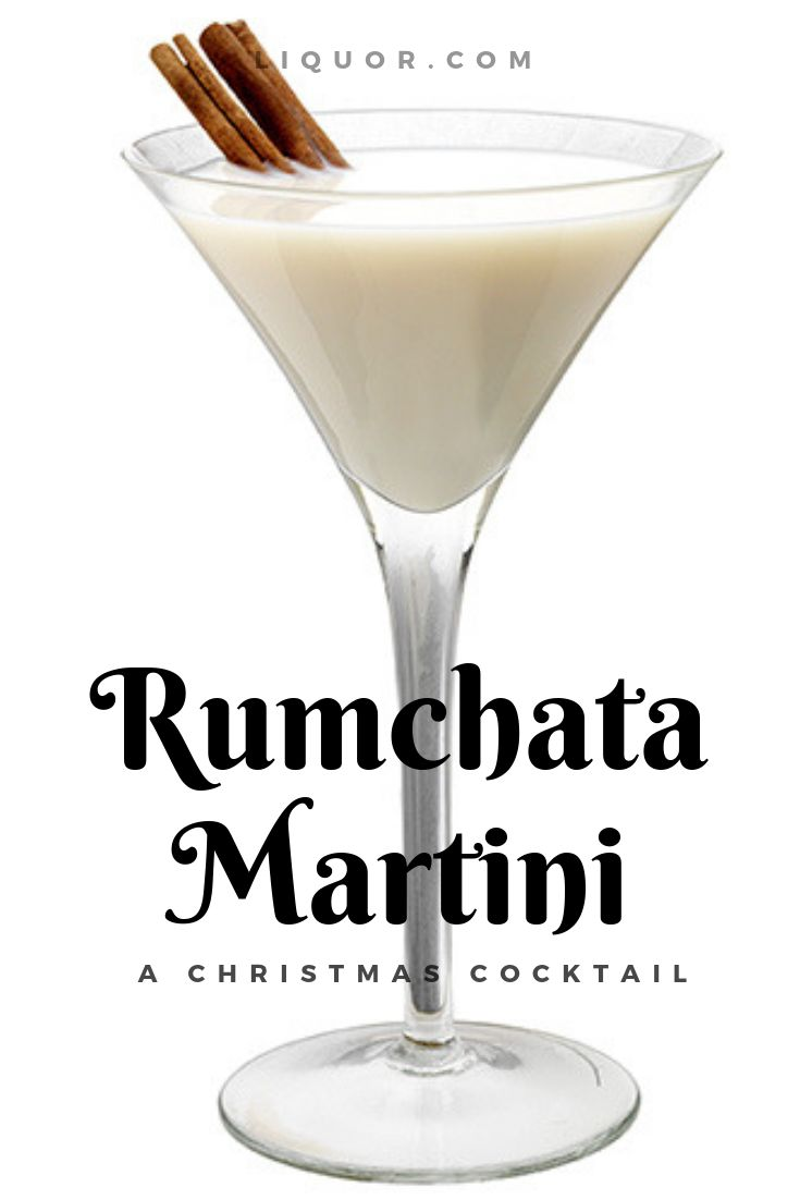 RumChata Martini