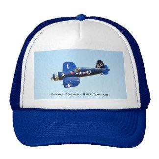 Chance Vought F4U Corsair Trucker Hat