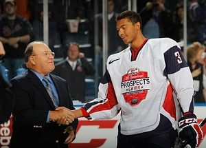 Could Jay-Z Make Seth Jones The NHLs First Crossover Star?