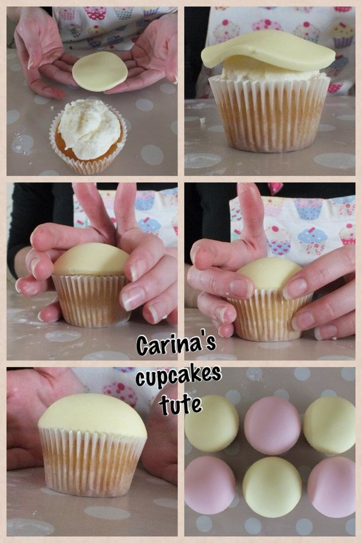 Cake Decorations For Cupcakes : 25+ best ideas about Fondant cupcakes on Pinterest ...