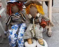 Resultat d'imatges de muñecas de trapo personalizadas