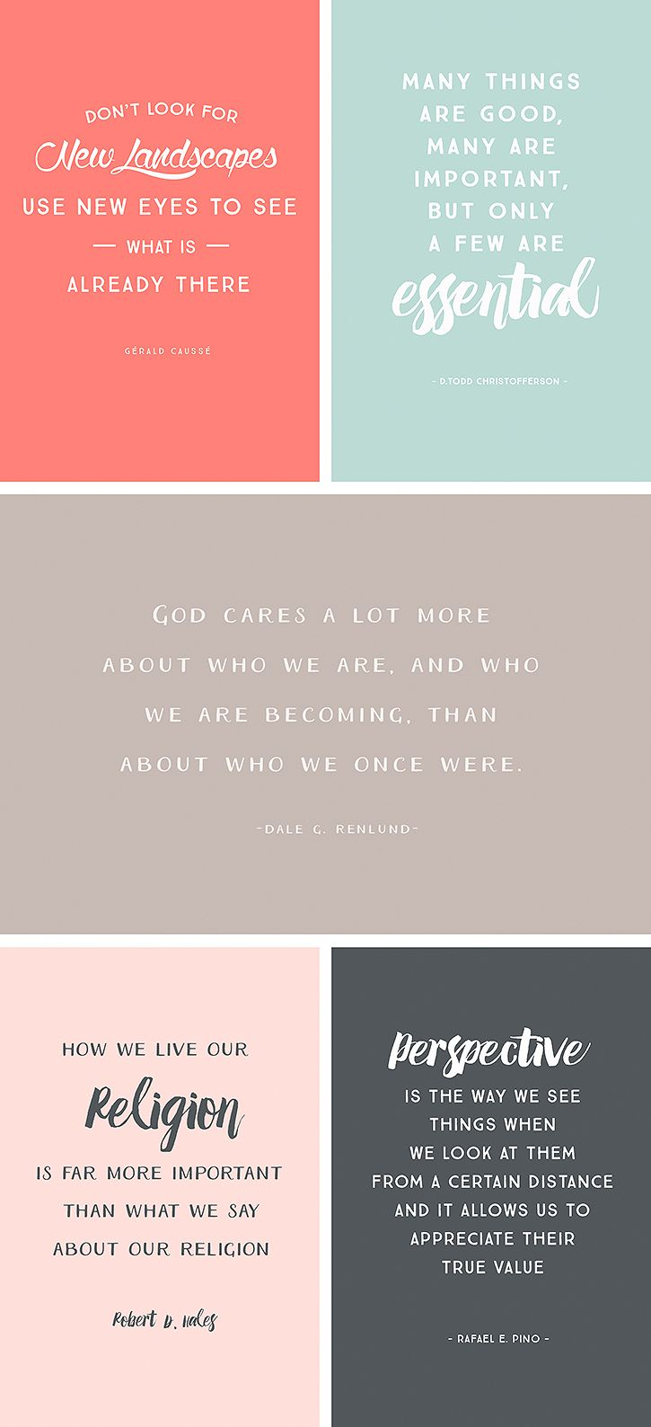 April 2015 lds conference quotes and printables