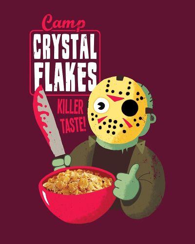Crystal Flakes! My favorite