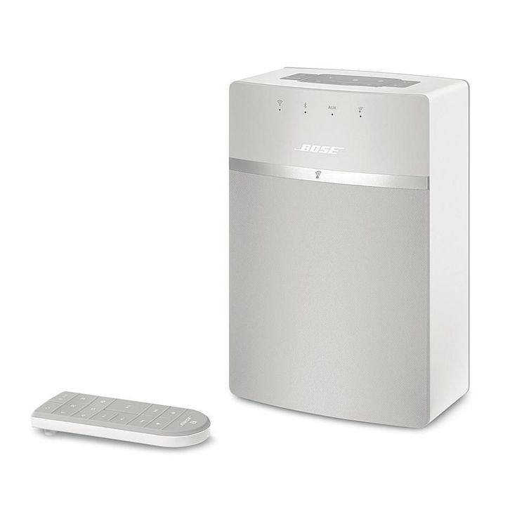 Bose® SoundTouch™ 10 Wireless Music System - White