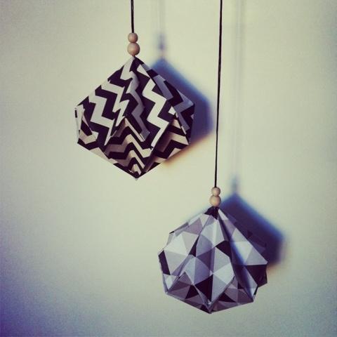 Foldede diamanter