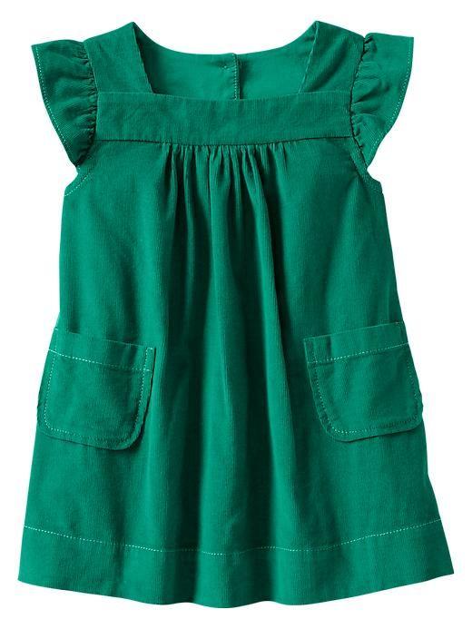 Gap | Pocket cord dress