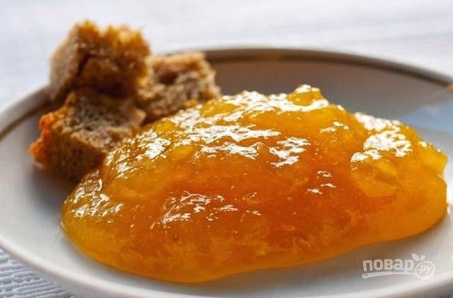Яблочно-тыквенное пюре - пошаговый рецепт с фото на Повар.ру