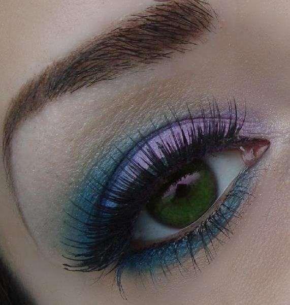 Come truccare gli occhi verdi  (Foto 14/40) | PourFemme