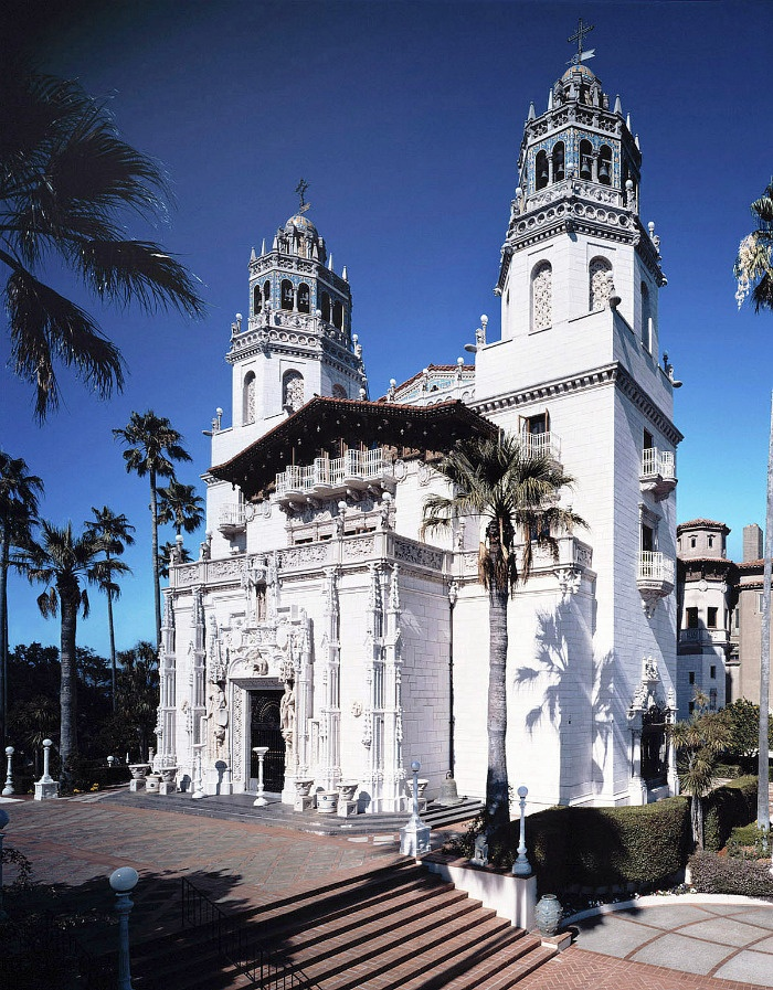 Spanish Architecture Settlers In North America Combined Their Architectural Traditions With Other European And