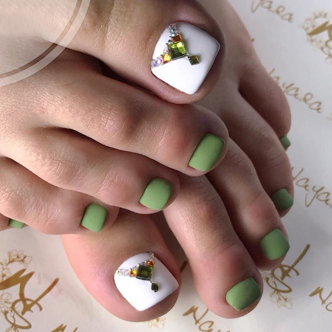 199 best Toe Nail Designs images on Pinterest   Beautiful ...
