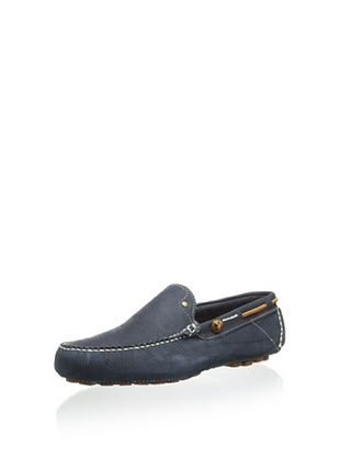 45% OFF JD Fisk Men's Fuller Slip-On Loafer (navy leather)