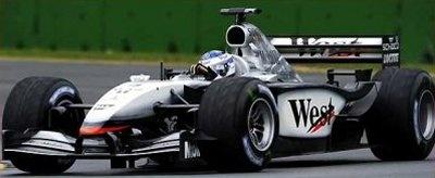 McLarenMP4-17 - Mercedes