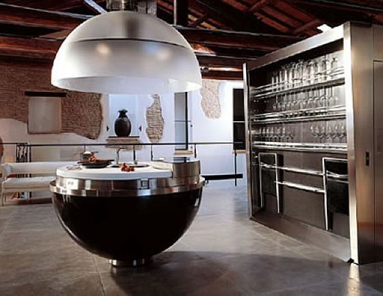 Italian Kitchen Design With Chimney ~ Http://lanewstalk.com/how