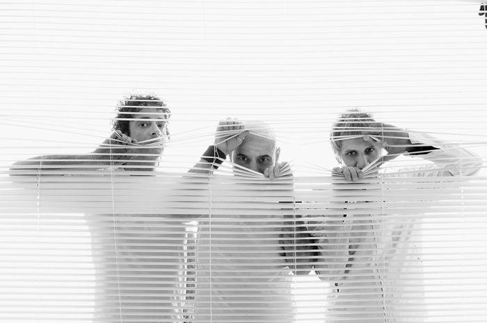 Gustavo Cerati, Zeta Bosio y Charly Alberti - Soda Stereo