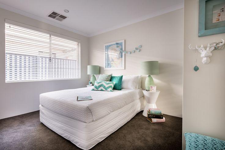 Bedroom - Monroe Display Home - Homebuyers Centre - Baldivis, WA Australia