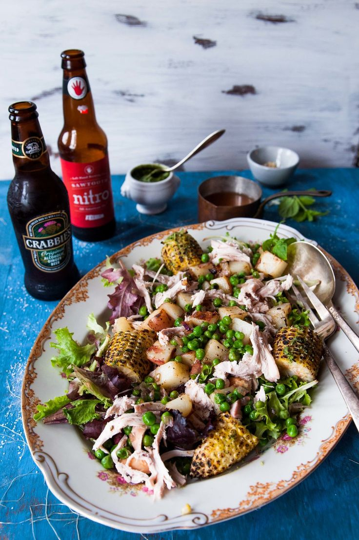 A Chicken Story and A Summer Salad — FSK