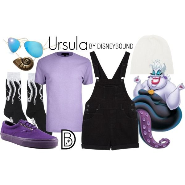 Disney Bound - Ursula