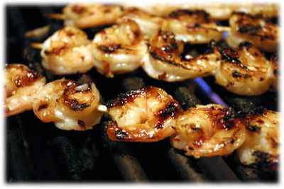 Firehouse Spicy Grilled Shrimp recipe | tasteofBBQ.com