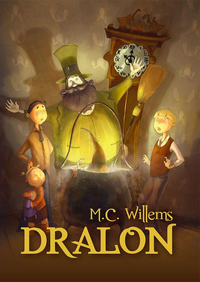 Words of books: Recensione | Dralon di M.C. Willems