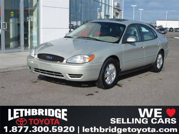 2006 Ford Taurus SEL For Sale | LETHBRIDGE AB