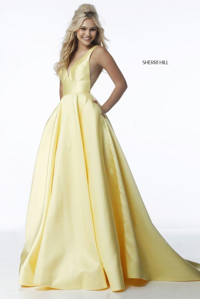 32a7e770a79 ... dress of your dreams! SHERRI HILL 51856