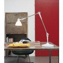 #Luxy T2 - #Bordlampe- Fås i flere farver