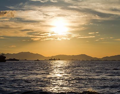"""Check out new work on my @Behance portfolio: """"Sunset in Hong Kong"""" http://on.be.net/1MLRJqh"""