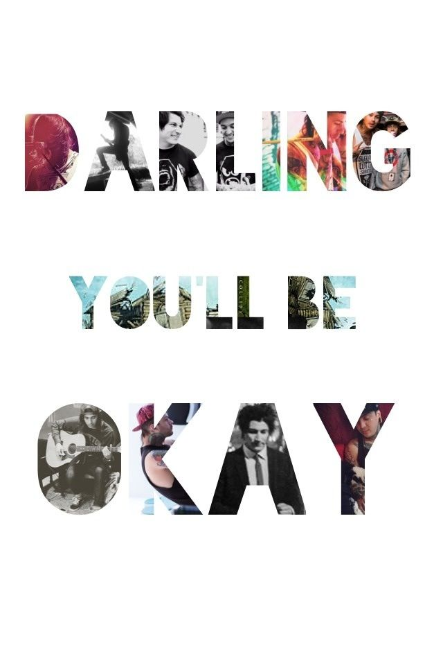 Pierce the Veil    hold on  till mayPierce The Veil Quotes Hold On Till May