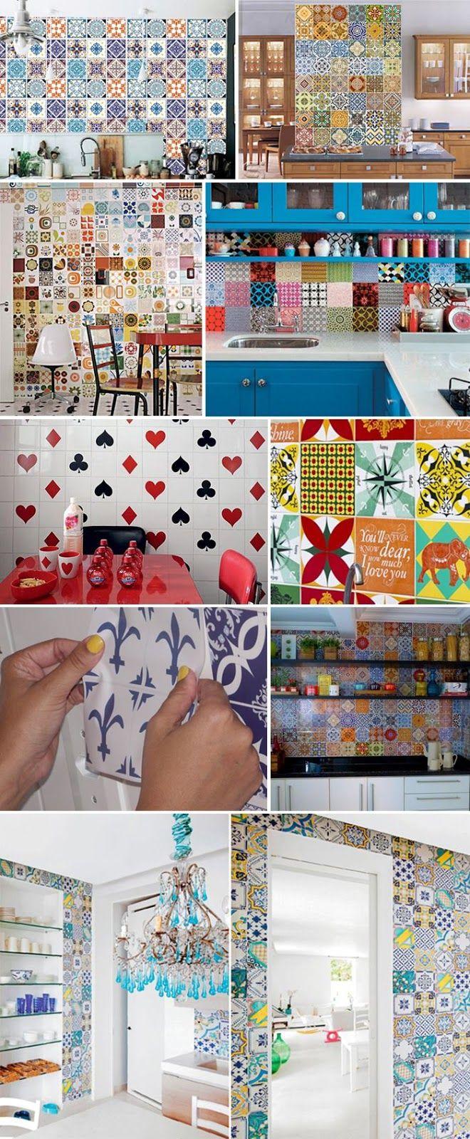 Como decorar a casa gastando pouco - Reciclar e Decorar