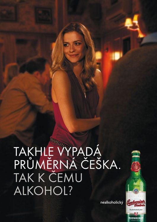 BUDWEISER BUDVAR who needs alcohol