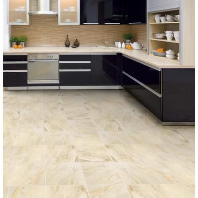 Allure Trafficmaster 12 In X 36 Livorno Onyx Vinyl Tile Flooring 24 Sq Ft Case Home Depot Canada 2 49 Easy Peas