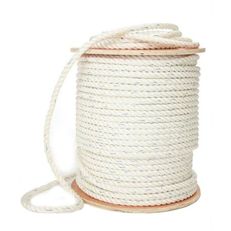 Boen Safety Ropes 5/8 inch X 1200'