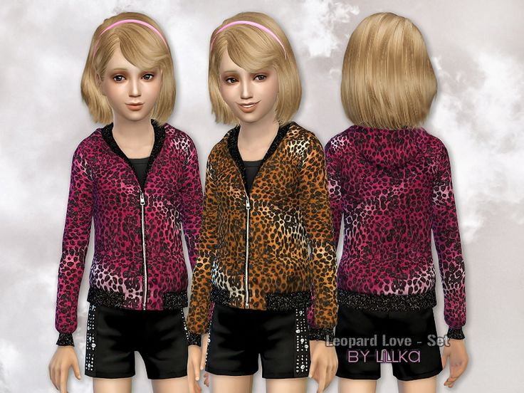 lillka's Leopard Love - Set