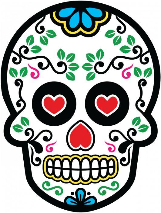 1000 images about t te de mort mexicaine on pinterest. Black Bedroom Furniture Sets. Home Design Ideas