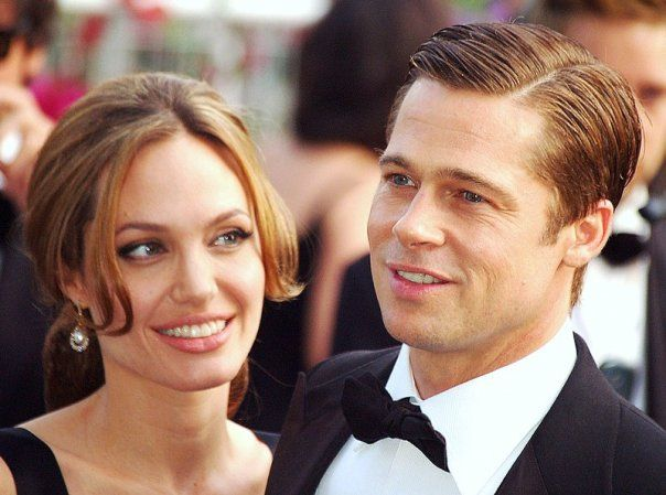 Brad & Angelina could soon be George Clooney's neighbours here in the UK. #bradpitt #angelinajolie #georgeclooney