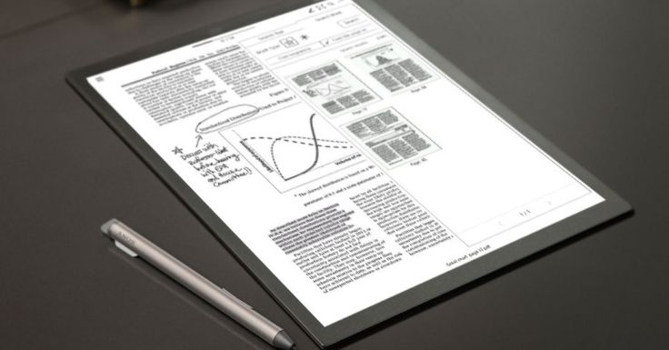 #World #News  Sony's revamps its Digital Paper tablet with new screen and interface  #StopRussianAggression #lbloggers @thebloggerspost