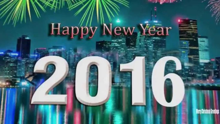 Happy New Year 2016 Images | New Year Wishes 2016 | New Year Greetings 2...
