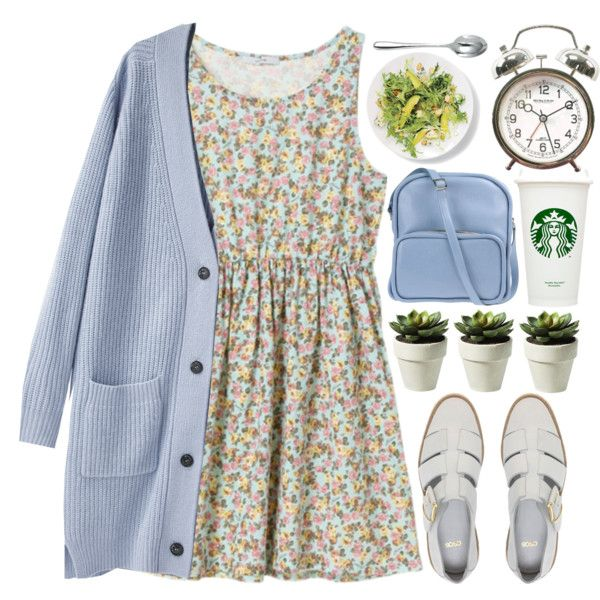 Cute little outfit! Although I would wear different shoes... Some keds would look cute with it!