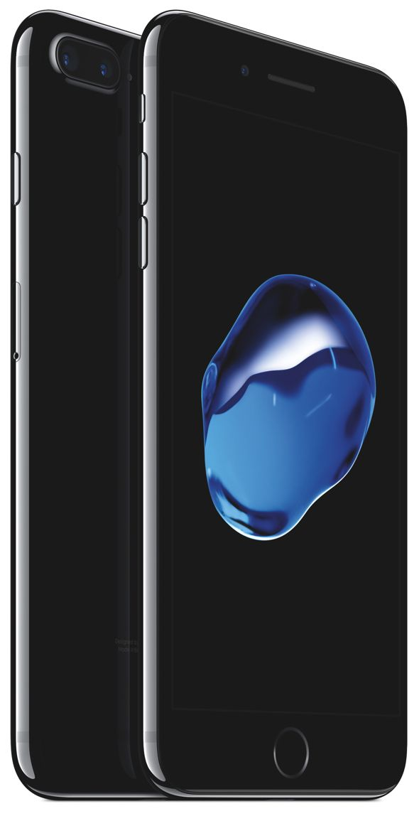 iPhone 7 Plus is mobile Future acc. to the Verge 2016-09-16 • breaks from convention...
