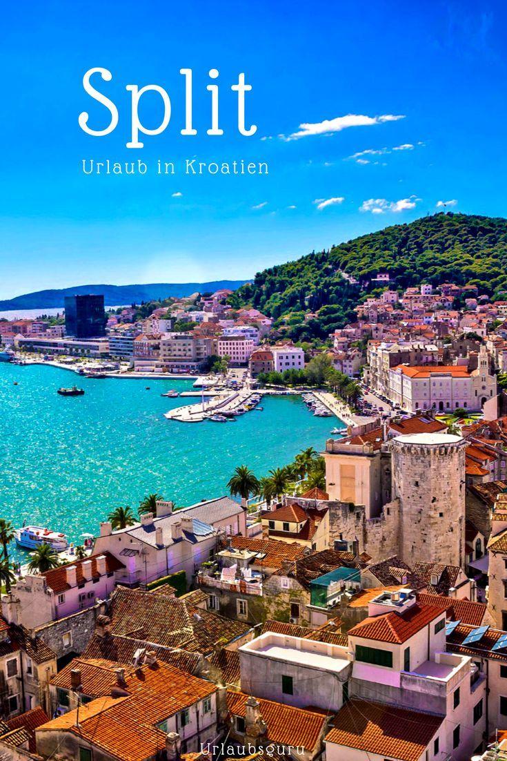 Kulturmetropole Split – das Herz Kroatiens – sule