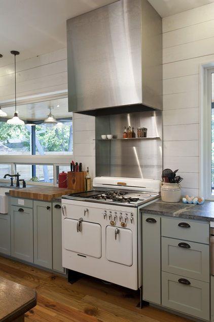 sherwin williams contemporary kitchen - photo #30