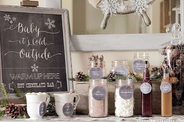 9 Tips for a Winter Engagement Party