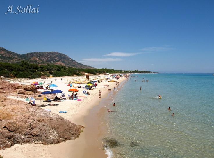 S.Margherita - Spiaggia di Cala Marina  (photo courtesy by Antonio Sollai)
