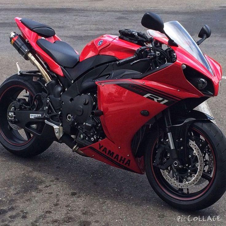 Red Yamaha R1