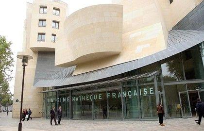 La Cinémathèque française, Paris
