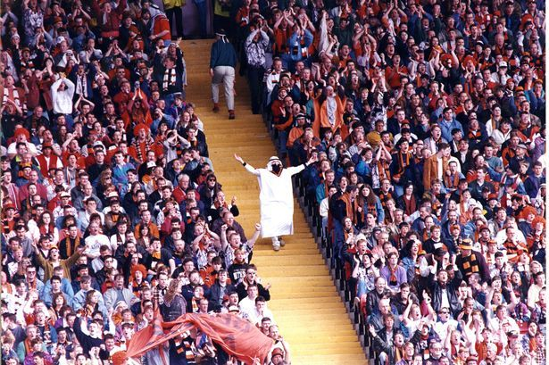 "Dundee United fans - ""The Arabs"""