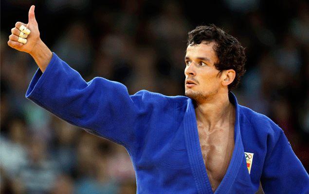 Sugoi Uriarte / Judo (-66 kg) / Diploma Olímpico (5º puesto)