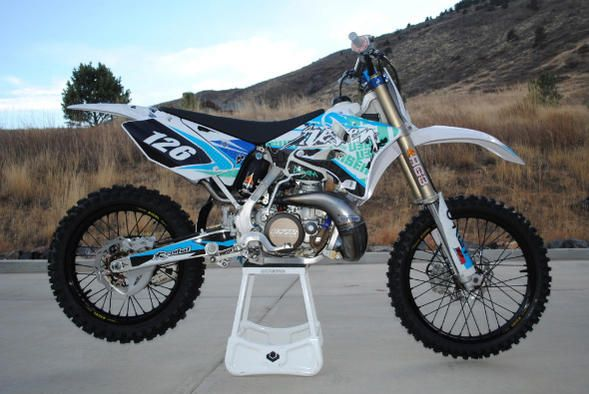 yz250 side panels - FreestyleMTX - #1 in FMX
